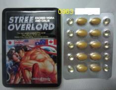 Thuốc cường dương Stree Overlord Nhật Bản